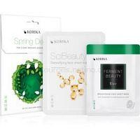 KORIKA Spring Detox set detoxikačnej a rozjasňujúcej masky