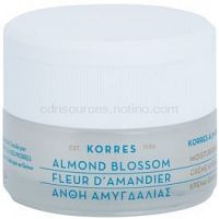 Korres Almond Blossom hydratačný krém pre mastnú a zmiešanú pleť  40 ml