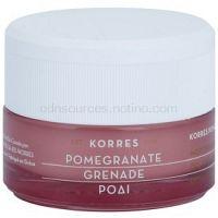 Korres Pomegranate hydratačný krém-gél pre redukciu kožného mazu pre mastnú a zmiešanú pleť 40 ml
