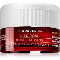 Korres Wild Rose regeneračná nočná starostlivosť 40 ml