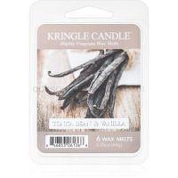 Kringle Candle Tonka Bean & Vanilla vosk do aromalampy 64 g