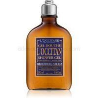 L'Occitane Eau de L'Occitan Pour Homme sprchový gél na telo a vlasy pre mužov 250 ml