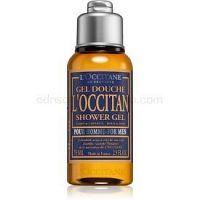 L'Occitane Eau de L'Occitan Pour Homme sprchový gél na telo a vlasy pre mužov 75 ml