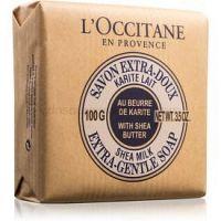 L'Occitane Karité Lait jemné mydlo  100 g