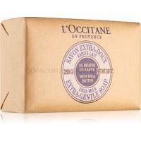 L'Occitane Karité Lait jemné mydlo 250 g