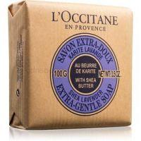 L'Occitane Lavender extra jemné mydlo 100 g