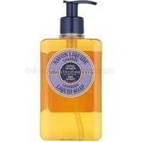 L'Occitane Lavender tekuté mydlo s bambuckým maslom  500 ml