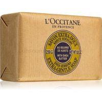 L'Occitane Shea Butter jemné mydlo 250 g