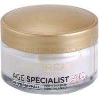 L'Oréal Paris Age Specialist 45+ denný krém proti vráskam 50 ml