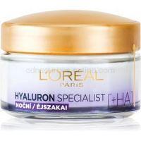 L'Oréal Paris Hyaluron Specialist vypĺňajúci nočný krém 50 ml