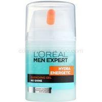 L'Oréal Paris Men Expert Hydra Energetic hydratačný gel proti známkam únavy  50 ml
