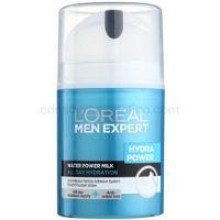 L'Oréal Paris Men Expert Hydra Power osviežujúce hydratačné pleťové mlieko  50 ml