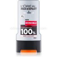 L'Oréal Paris Men Expert Invincible Sport sprchový gél 3v1 300 ml