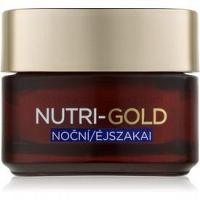 L'Oréal Paris Nutri-Gold nočný krém 50 ml