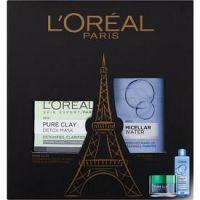 L'Oréal Paris Pure Clay kozmetická sada I.