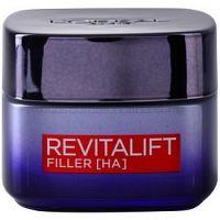 L'Oréal Paris Revitalift Filler vypĺňajúci nočný krém proti starnutiu 50 ml