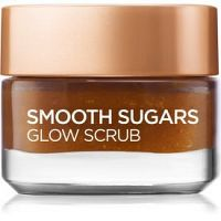 L'Oréal Paris Smooth Sugars Scrub peeling pre rozjasnenie pleti 50 ml