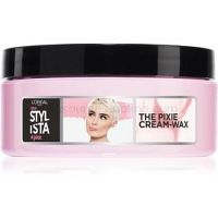 L'Oréal Paris Stylista The Pixie Cream-Wax stylingový krém  75 ml