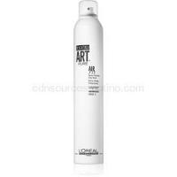L'Oréal Professionnel Tecni.Art Air Fix Pure sprej na vlasy s extra silnou fixáciou bez parfumácie 400 ml