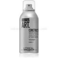 L'Oréal Professionnel Tecni.Art Constructor tvarujúci a fixačný termoaktívny sprej bez parfumácie 150 ml