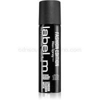 label.m Fashion Edition vosk na vlasy v spreji 150 ml