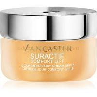 Lancaster Suractif Comfort Lift Comforting Day Cream denný liftingový krém SPF 15 50 ml