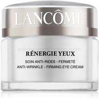 Lancôme Rénergie Yeux očný protivráskový krém pre všetky typy pleti 15 ml