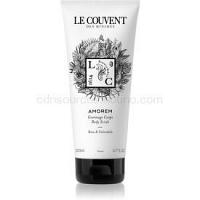 Le Couvent Maison de Parfum Amorem telový peeling pre ženy 200 ml
