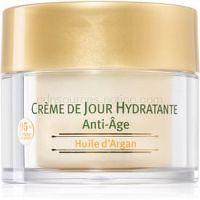 Le Petit Olivier Argan Oil denný hydratačný krém proti starnutiu pleti s arganovým olejom 50 ml
