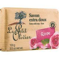 Le Petit Olivier Rose extra jemné mydlo 100 g