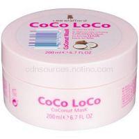 Lee Stafford CoCo LoCo balzam pre suché a poškodené vlasy 200 ml