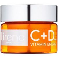 Lirene C+D Pro Vitamin Energy hydratačný krémový gél s rozjasňujúcim účinkom 30+  50 ml