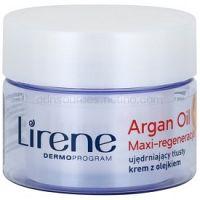 Lirene Essential Oils Argan intenzívny regeneračný krém pre suchú pleť 50 ml
