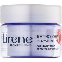 Lirene Rejuvenating Care Nutrition 70+ protivráskový krém na tvár a krk 50 ml