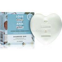 Love Beauty & Planet Volume and Bounty tuhý šampón pre objem vlasov 90 g