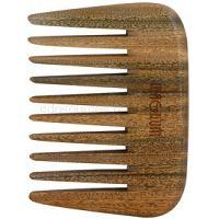 Magnum Natural hrebeň z guajakového dreva - afro štýl 308