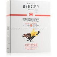 Maison Berger Paris Car Vanilla Gourmet vôňa do auta náhradná náplň 2 x 17 g