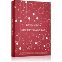 Makeup Revolution Advent Calendar 2019 adventný kalendár