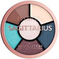 Makeup Revolution My Sign paletka na oči odtieň Sagittarius  4,6 g