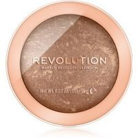 Makeup Revolution Re-Loaded bronzer odtieň Long Weekend 15 g