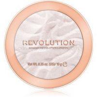 Makeup Revolution Reloaded rozjasňovač odtieň Peach Lights 10 g