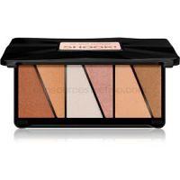 Makeup Revolution Shook! paleta rozjasňovačov 6  x 7 g