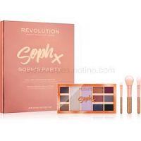Makeup Revolution Soph X Party Soph darčeková sada pre ženy