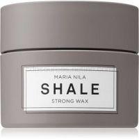 Maria Nila Minerals Shale stylingový vosk pre krátke vlasy silné spevnenie 100 ml