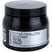 Matrix Total Results Pro Solutionist vyživujúca maska pre poškodené, chemicky ošetrené vlasy 500 ml