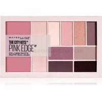 Maybelline The City Kits™ Pink Edge multifunkčná paleta na tvár a oči 16 g
