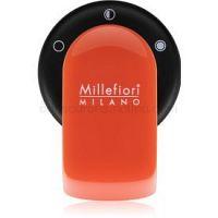 Millefiori GO Sandalo Bergamotto vôňa do auta   Arancione