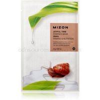Mizon Joyful Time vyživujúca plátienková maska so spevňujúcim účinkom 23 g
