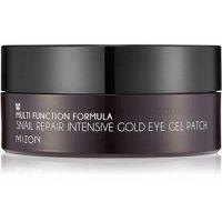 Mizon Multi Function Formula  očná maska proti opuchom a tmavým kruhom so zlatom a hlemýždím extraktem 1,4 g x 60 ks