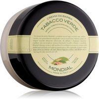 Mondial Luxury Bicolor krém na holenie Green Tabacco 150 ml